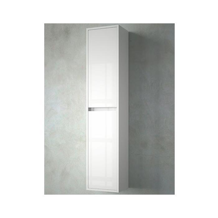 Фото сантехники Noja Пенал 140 х 30 х 34 см, подвесной, цвет белый глянец - 2