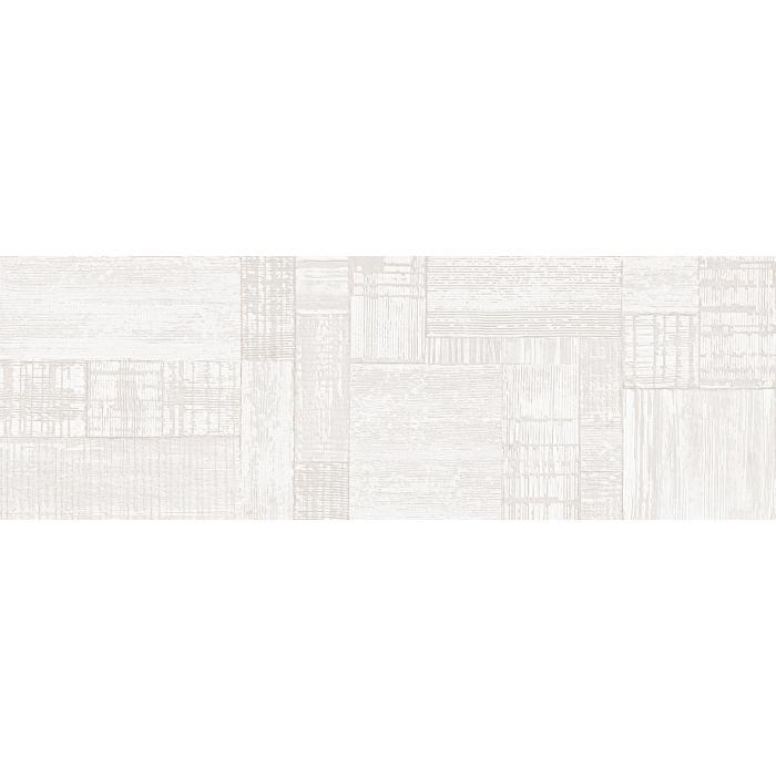 Текстура плитки Salines Decor White 33.3x100