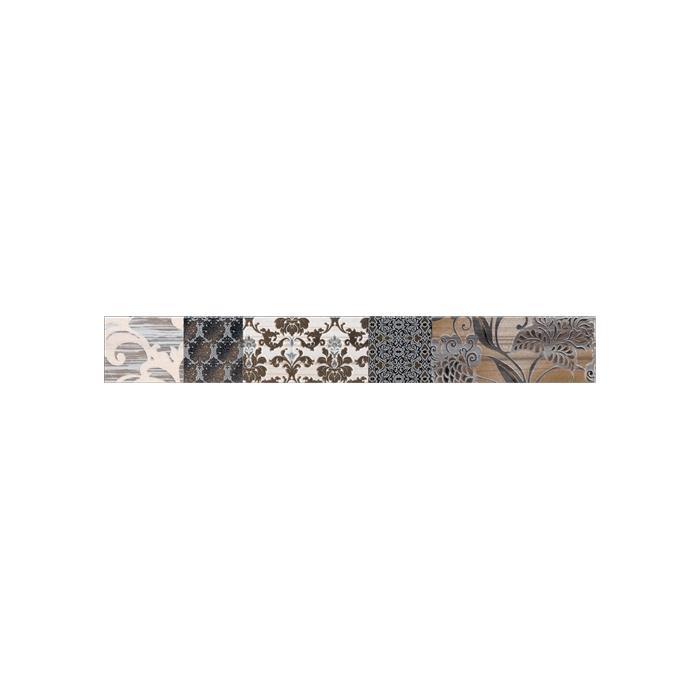 Текстура плитки Shine Oro Batic List A 8x59 - 2
