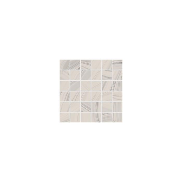 Текстура плитки Astra Mosaico Selenite (Tes 4.6x4.6) Lap.Ret. 29х29