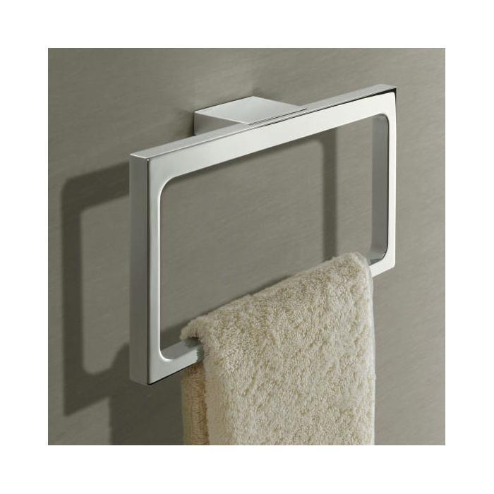 Фото сантехники Кольцо для полотенца, цвет хром - 2