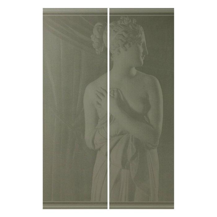 Текстура плитки Ermitage Dec.Venere B Corda (comp. 2 pz) 51x78