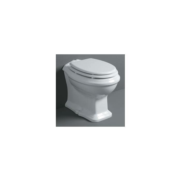 Фото сантехники Arcade Чаша унитаза 37х51 см, цвет белый, приставной