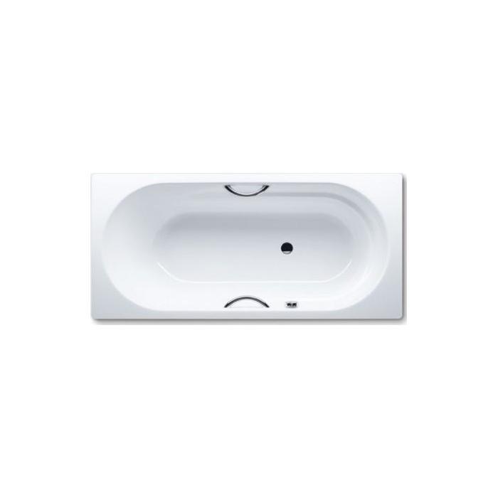 Фото сантехники Vaio Star Ванна стальная 3,5мм 170х80см,без панели, антигряз. покрытие, цвет star white