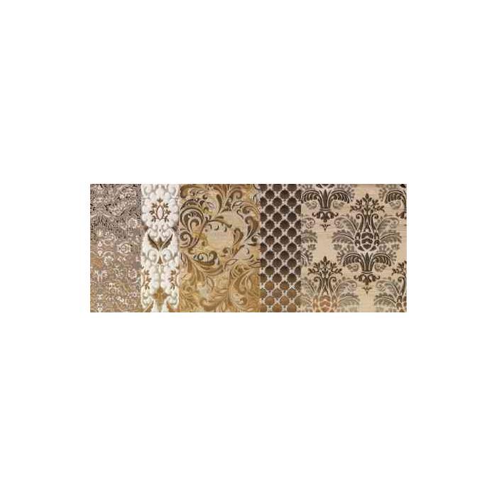 Текстура плитки Shine Oro Batic Dec.C 24x59