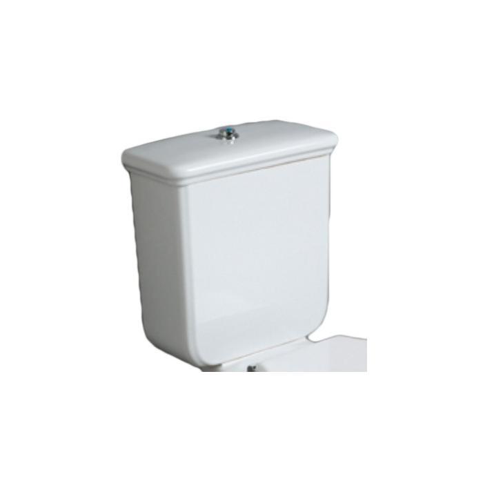 Фото сантехники Lante Бачок для унитаза, цвет белый - 2