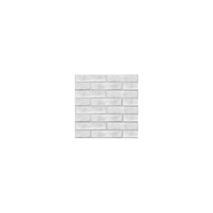Текстура плитки The Strand Белый 6х25