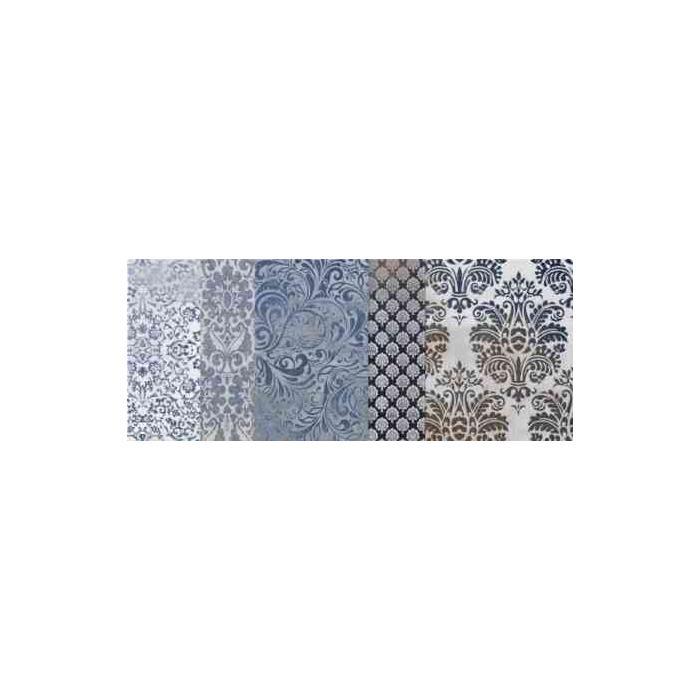 Текстура плитки Shine Turchese Batik C 24x59