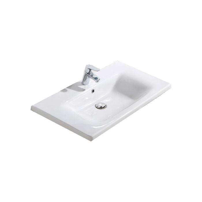 Фото сантехники URBAN керамическая раковина 60 см, цвет белый