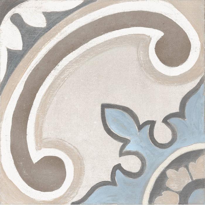 Текстура плитки Decor Gales Ivory 20x20