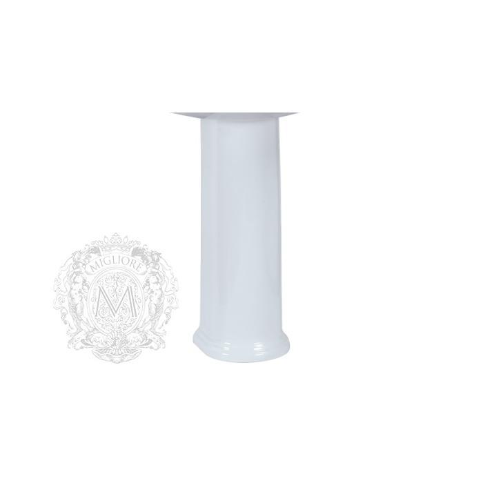 Фото сантехники Flavia Унитаз напольный, выпуск в стену, белая керамика - 2