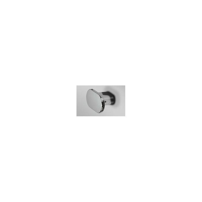 Фото сантехники Basic Крючок, цвет хром