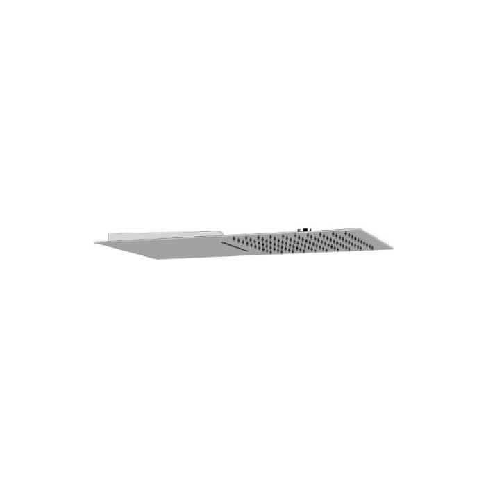 Фото сантехники Tremillimetri  лейка для верхнего душа, хром
