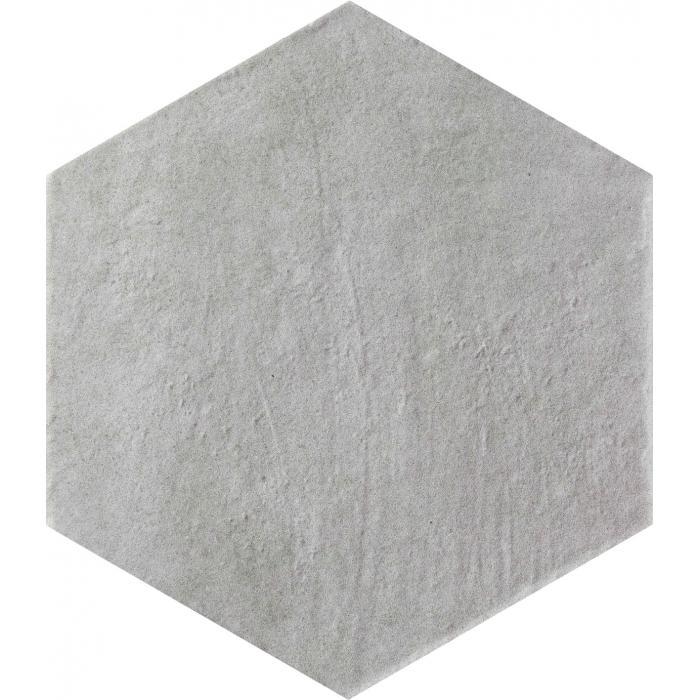 Текстура плитки Hexx Universum Grigio Heksagon 26x26