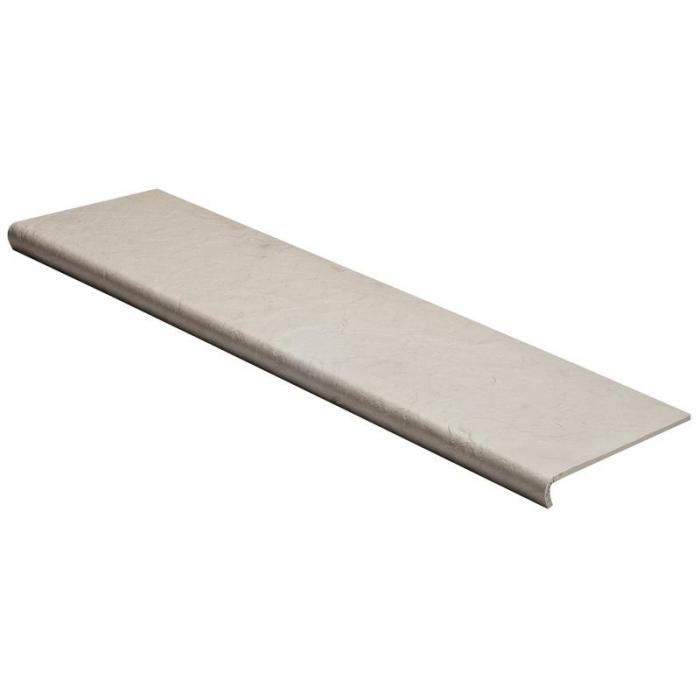 Текстура плитки Riverstone White Step Matt 32.5x120