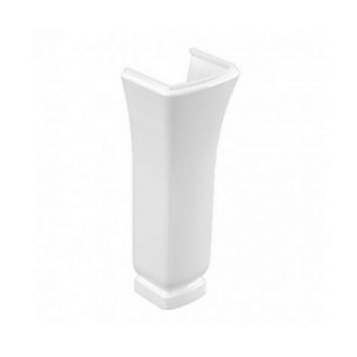 Фото сантехники Relais Колонна для раковины, цвет белый