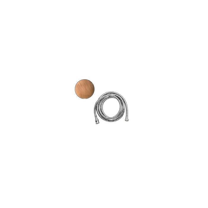 Фото сантехники Ricambi душевой шланг 150 см 1/2х1/2, медь