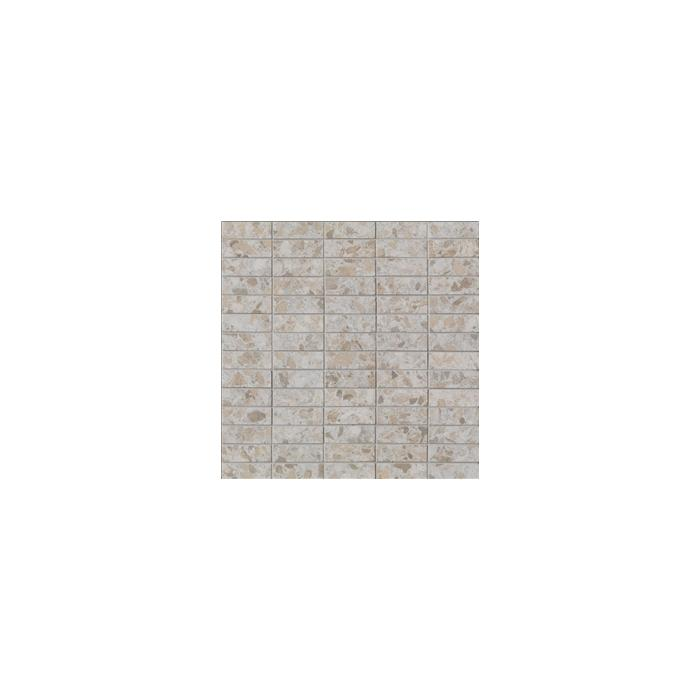 Текстура плитки Accademia Mosaico Beige 31.2x31.2