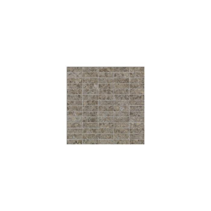 Текстура плитки Accademia Mosaico Grigio 31.2x31.2