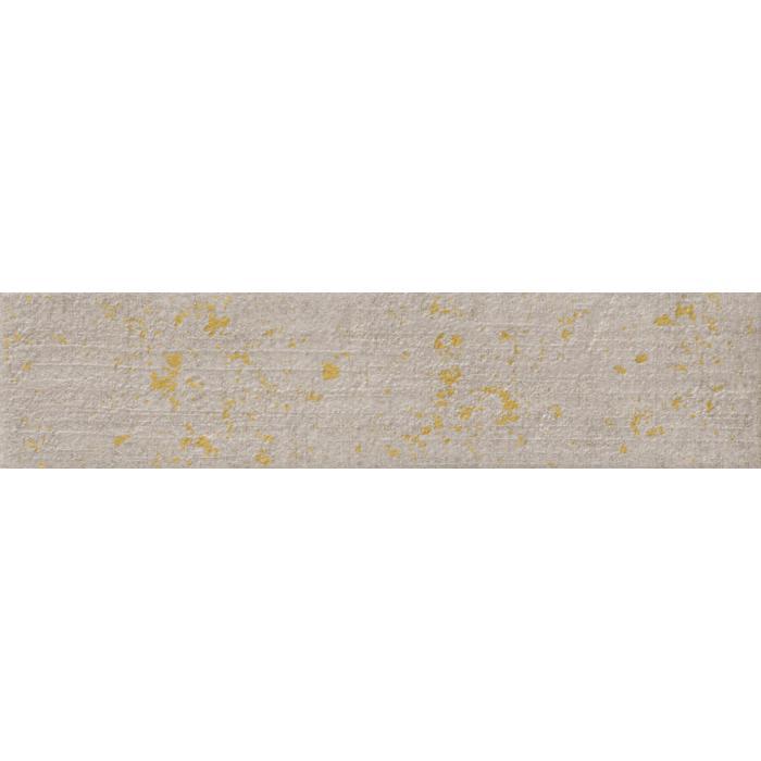 Текстура плитки Textile Silver Gold S/2 Dek 7,5x30