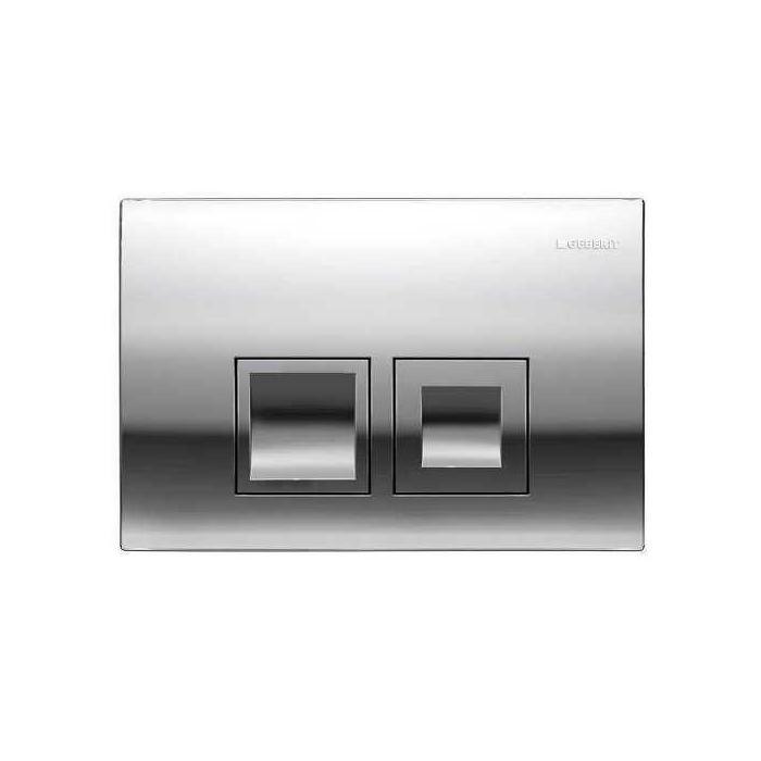Фото сантехники Delta21 Смывная клавиша, хром глянцевый