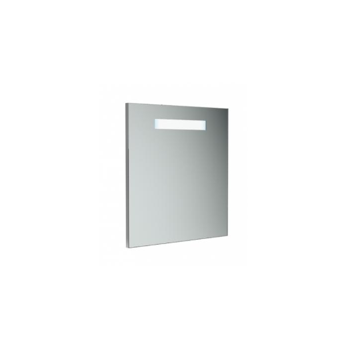 Фото сантехники Verona Зеркало с подсветкой 60х2,3х70см, 1 светильник, выключатель
