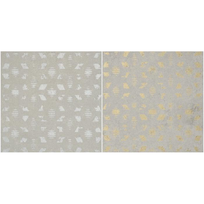 Текстура плитки Decoro Tracce2 Roccia Perla 20x20