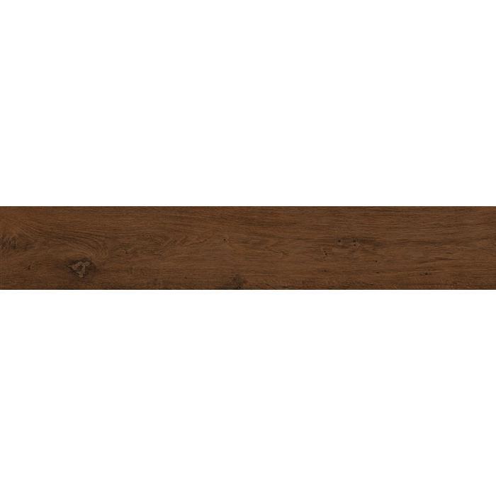 Текстура плитки Oak Reserve Dark Brown Rett. 20x120