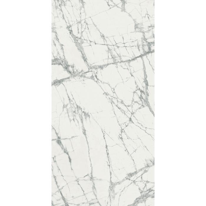 Текстура плитки Шарм Делюкс Инвизибл Уайт 80x160 Рет - 2
