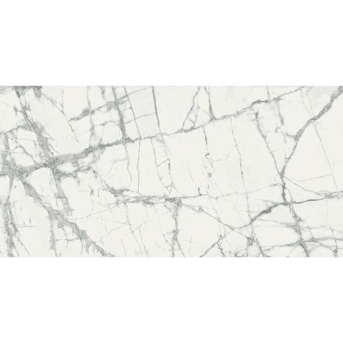 Текстура плитки Шарм Делюкс Инвизибл Уайт 80x160 Рет - 3