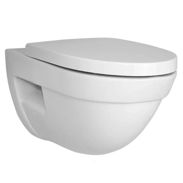 Фото сантехники Form 500 Унитаз подвесной, цвет белый