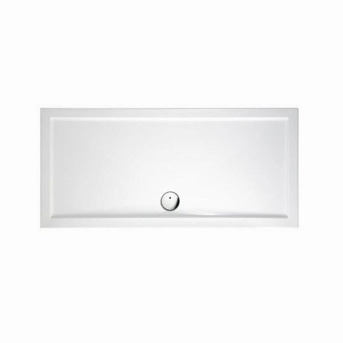 Фото сантехники Поддон прямоугольный 120х80 см,акриловый, белый, без слива