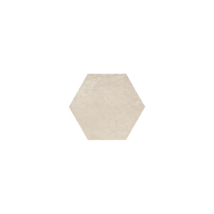 Текстура плитки Cotto Crema Heksagon 26x26