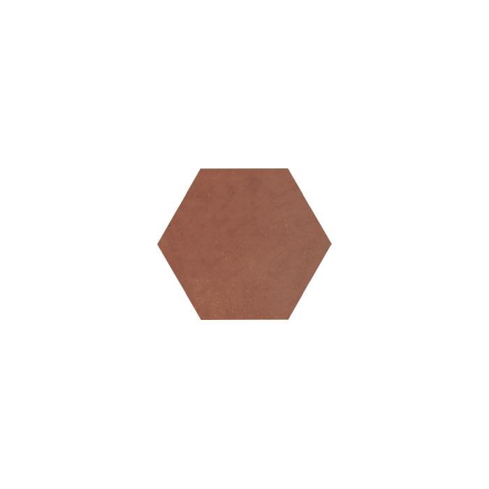 Текстура плитки Cotto Naturale Heksagon 26x26