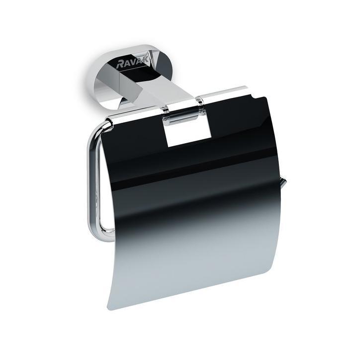 Фото сантехники Держатель для туалетной бумаги, хром