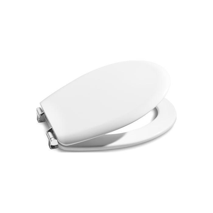 Фото сантехники Крышка-Сиденье для унитаза с микролифтом, цвет белый