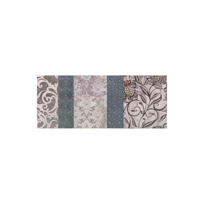 Текстура плитки Shine Turchese Batik Dec.A 24x59