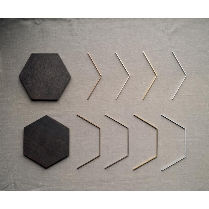 Текстура плитки Textile Silver Half Dek 0,3х37,5