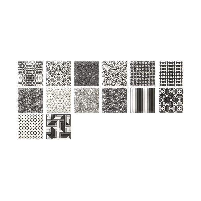 Текстура плитки Decor Preston 15x15