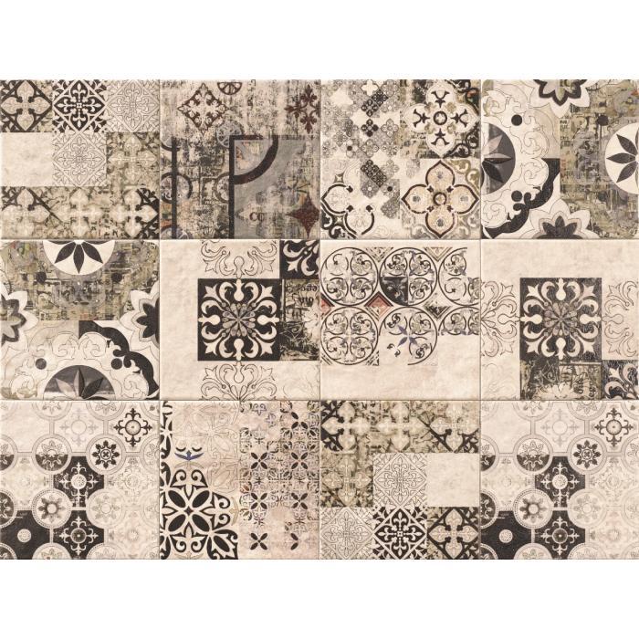 Текстура плитки Art Titanium 20x20 - 2