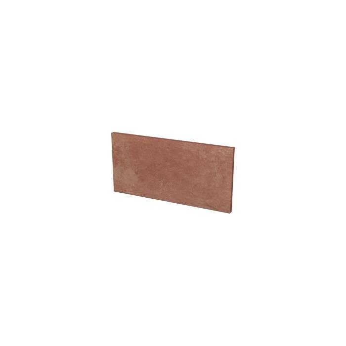 Текстура плитки Cotto Naturale Podstopnica 14.8x30