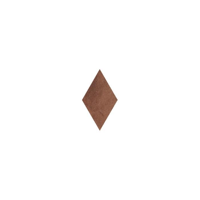 Текстура плитки Taurus Brown Romb 14.6x25.2
