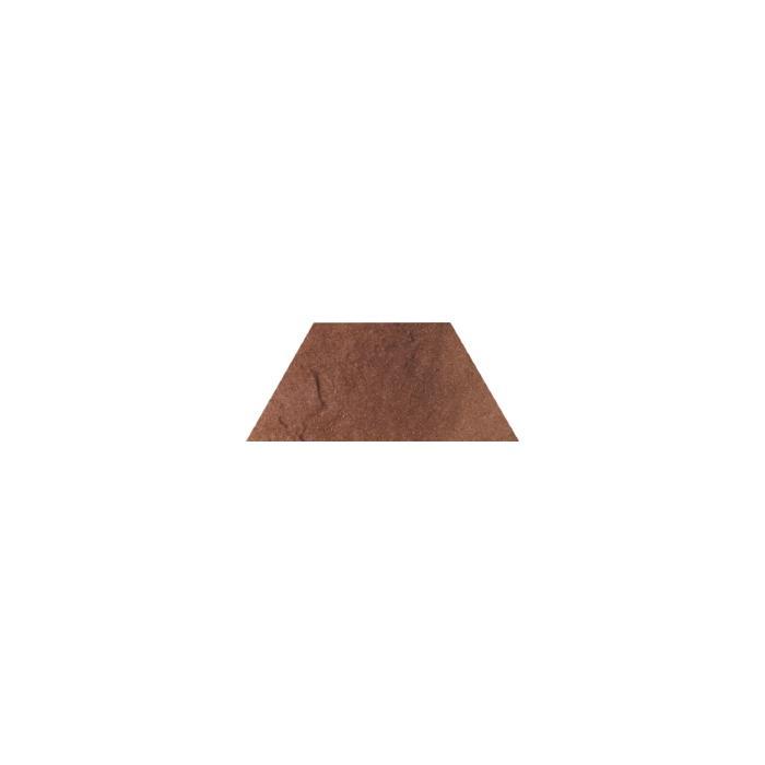 Текстура плитки Taurus Brown Trapez 12.6x29.6