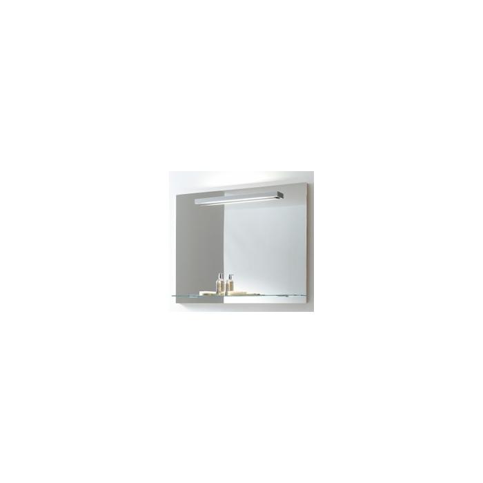 Фото сантехники X-Large Зеркало с подсветкой 1000 800 мм, цвет белый
