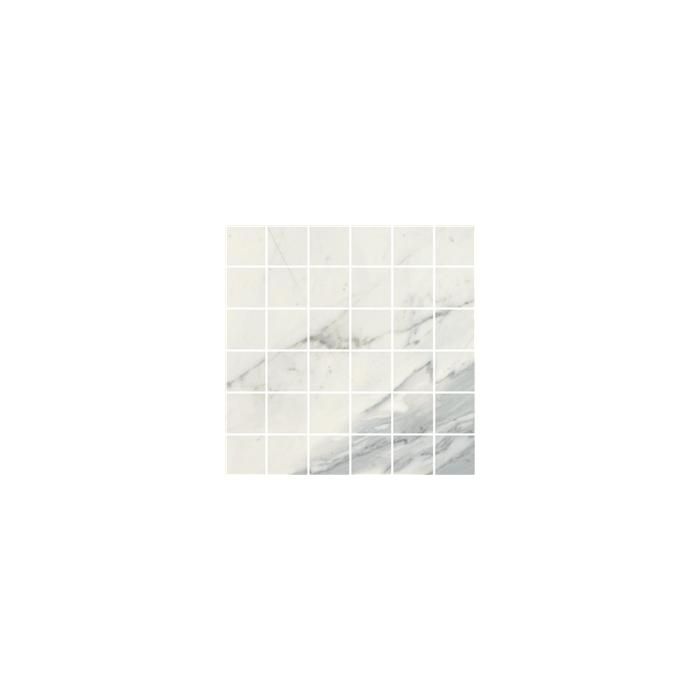 Текстура плитки White Experience Apuano Mosaico Mix 30x30
