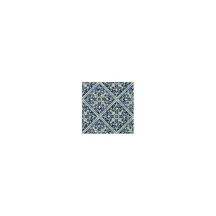Текстура плитки Pav. Lisboa Blu 20x20 - 2