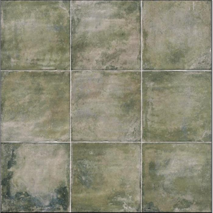 Текстура плитки Livorno Green 20x20
