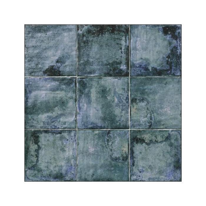 Текстура плитки Pav. Livorno Blu 20x20