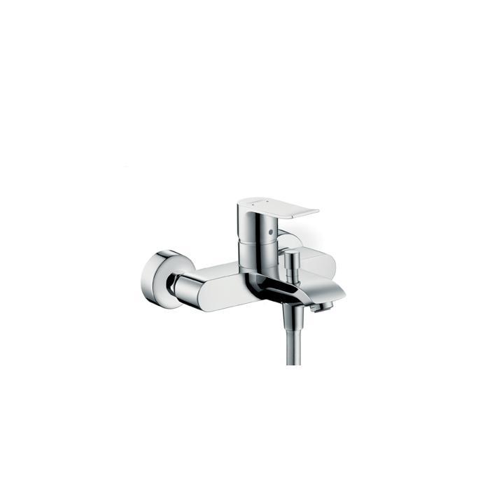 Фото сантехники Metris New Смеситель для ванны, цвет хром