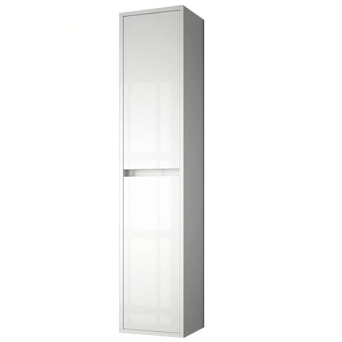 Фото сантехники Noja Пенал 140 х 30 х 34 см, подвесной, цвет белый глянец